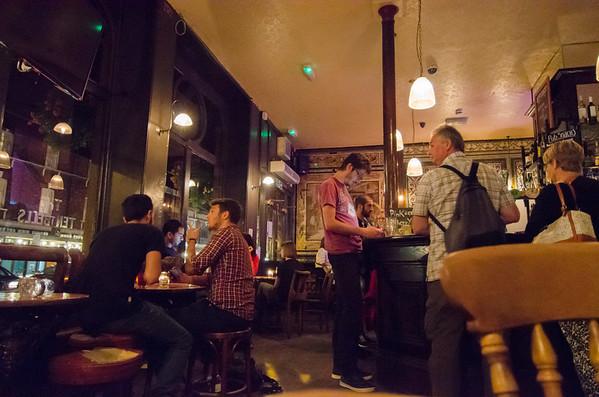 Ten Bells Pub, London