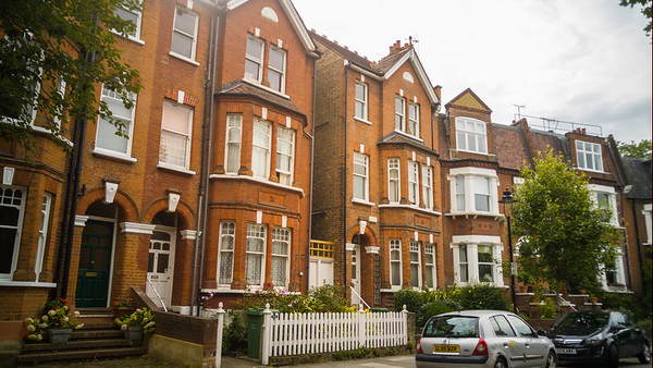Beautiful homes in Hampstead, London