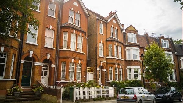 Beautiful homes in Hampstead, London