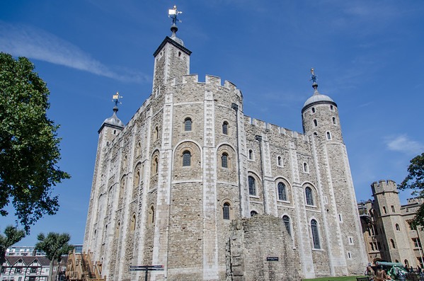 White Tower | Walking Tour of the Tower of London