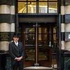 doorman Savoy Hotel