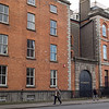 Guinness headquarters & passersby