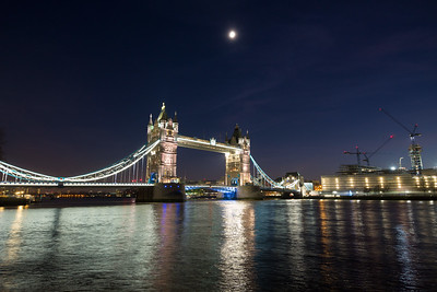 moonlight & Tower Bridge