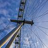 detail London Eye