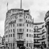 BBC Broadcasting House B&W