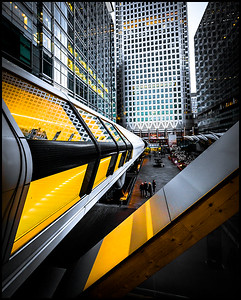 Crossrail Place, Canary Wharf