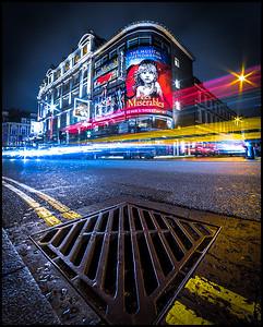 Les Miserable, Queen's Theatre