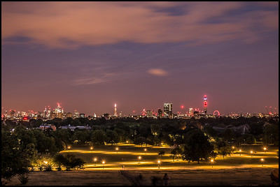 From Primrose Hill