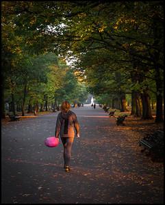 Regent's Park, Autumn 2018
