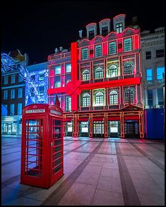 Bond Street Christmas 2019