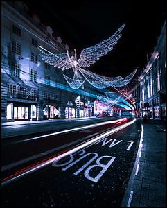 Regent Street Christmas 2019