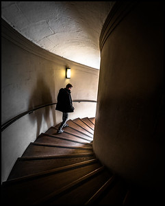 Staircase, St Paul's Cathedral