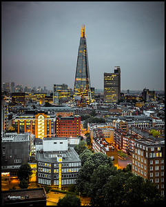 The Shard from the Tate Modern