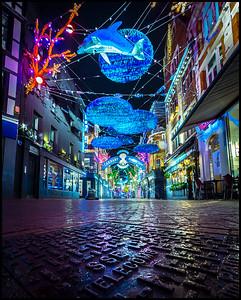 Carnaby Street Christmas 2019