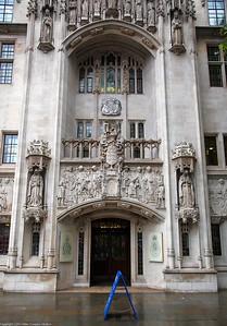 London - The Supreme Court