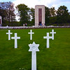 City of Luxemburg,  American Cemetery and Memorial
