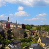 City of Luxembourg, View on Old Town