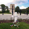 City of Luxemburg, American Cemetery and Memorial, General Patton Grave