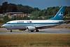 LX-LGO Boeing 737-5C9 c/n 26438 Luxembourg/ELLX/LUX 22-06-96 (35mm slide)