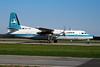 LX-LGE Fokker 50 c/n 20180 Luxembourg/ELLX/LUX 21-04-97 (35mm slide)