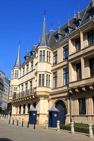 Grand Duke's Palace