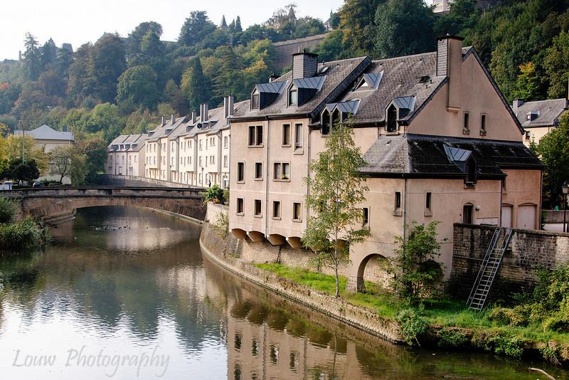 Pfaffenthal quarter, Luxembourg City