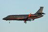 LX-EVM Dassault Falcon 2000LX c/n 181 Brussels/EBBR/BRU 07-11-17