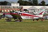 LX-AIR Piper PA-28-235 Cherokee c/n 28-10586 Schaffen-Diest/EBDT 13-08-16