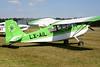 LX-AIL Bellanca 7ECA Citabria c/n 1055-74 Spa-La Sauveniere/EBSP 04-08-07