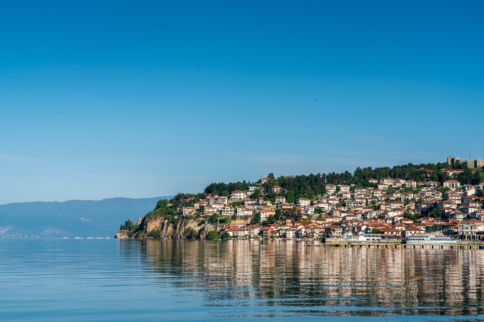 The Natural and Cultural Heritage of the Ohrid Region