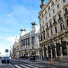 Madrid - beautiful streets and architecture