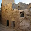 Alls quiet in the Citadel. Victoria, Gozo