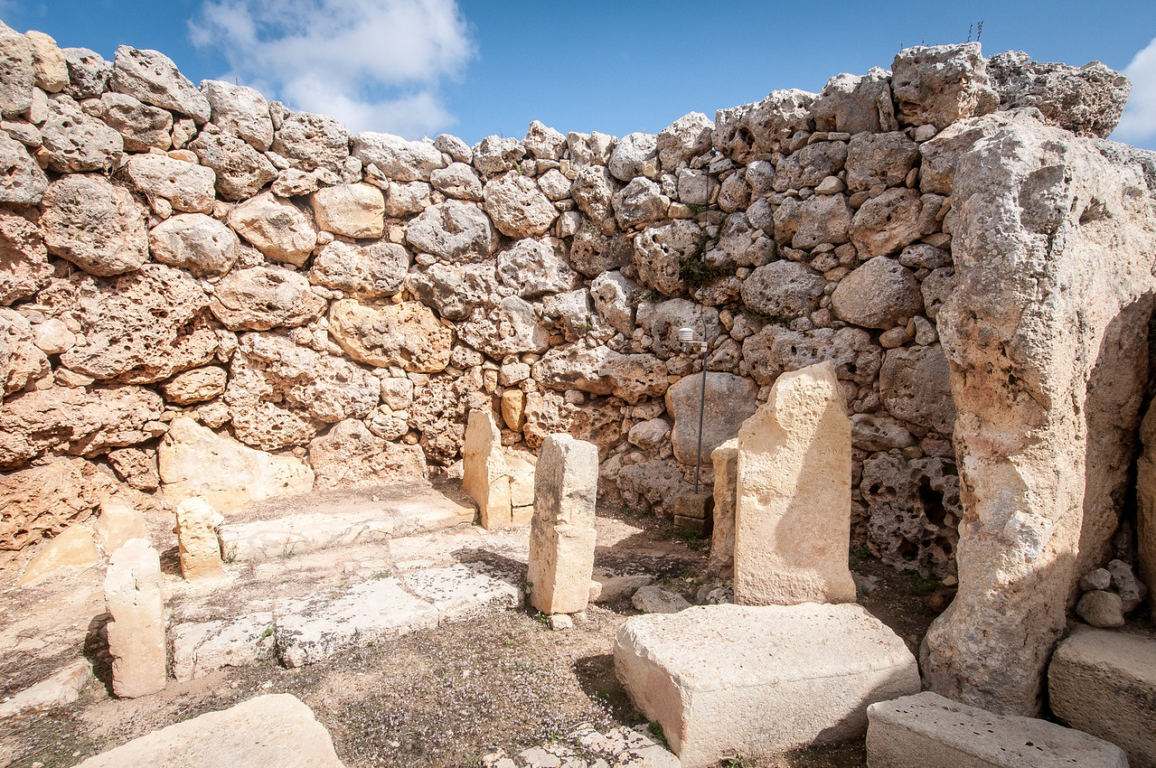 picture of the Megalithic Temples of Malta