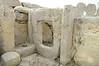 Hagar Qim Temple - Door to Priest Room