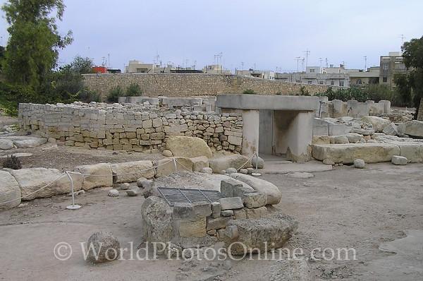 Tarxien Temple Complex
