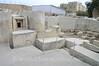 Tarxien Temple Complex - Altar area
