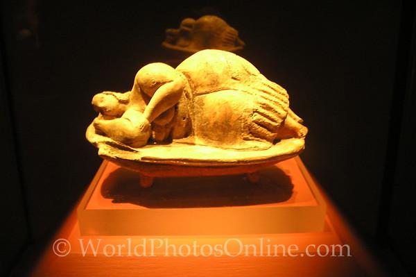Valleta - Museum of Archeology - Sleeping Lady