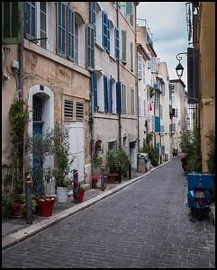 Marseilles street