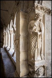 Cloisters of Saint-Trophime / Cloître Saint-Trophime