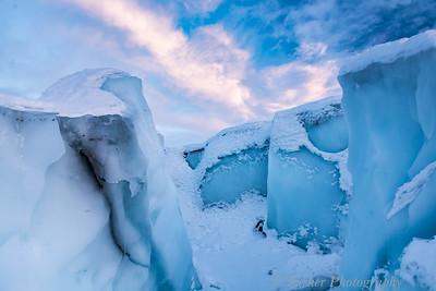 Matanuska Glacier January 2016