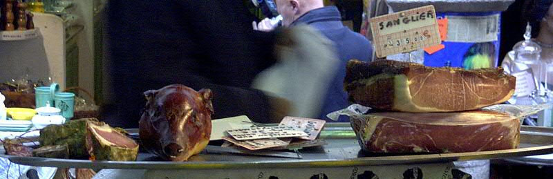 Smoked Pig for Sale - Nice, France