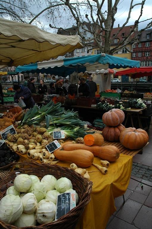 Market of the Suckling Pig - Strasbourg, France