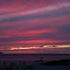 Tn 0019 ondergaande zon in Puerto de Santiago
