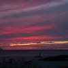 Tn 0020 ondergaande zon in Puerto de Santiago