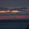 Tn 0024 ondergaande zon in Puerto de Santiago