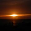 Tn 0014 ondergaande zon in Puerto de Santiago