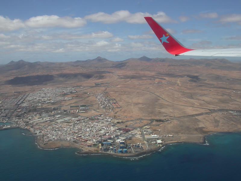 Tn 0001 boven Fuerteventura