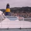Co 0430 op de boot naar Ajaccio