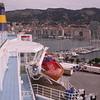 Co 0435 op de boot naar Ajaccio