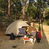 Lc 0076 op de camping van Bedoin